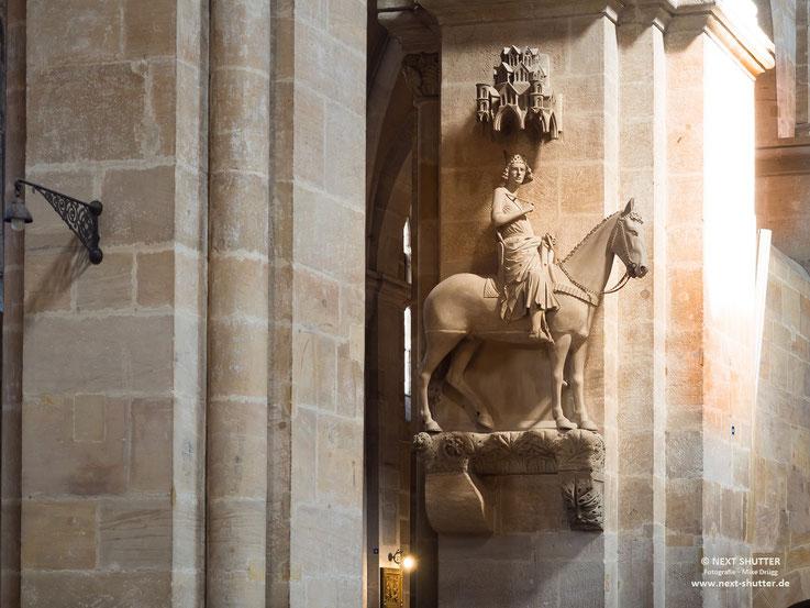 Bamberger Reiter im Dom zu Bamberg