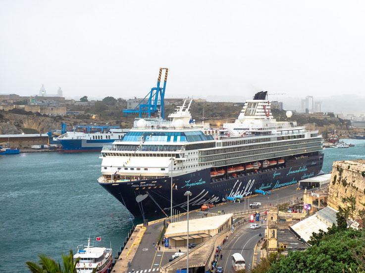 """""""Mein Schiff Herz"""" der TUI Cruises"""