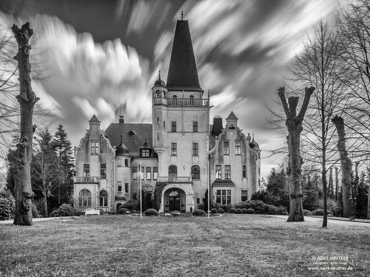 Schloss Tremsbüttel, Langzeitbelichtung