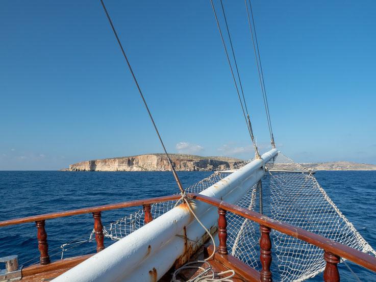 En Route zur blauen Lagune