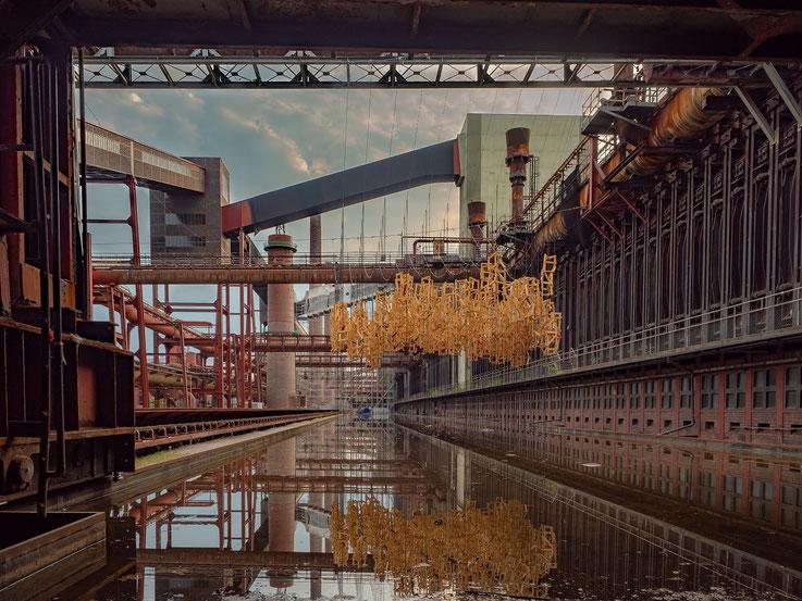 Kunst im Industriedenkmal