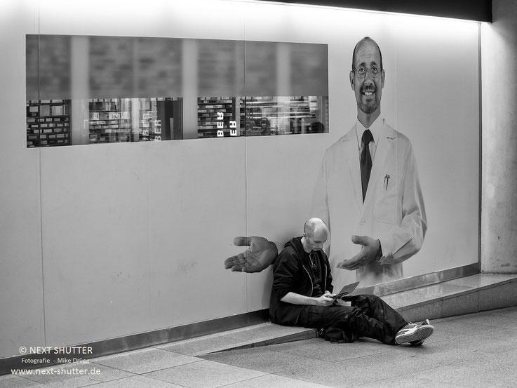 ...manchmal gehört auch warten und Geduld zum Bild des Flughafens.....