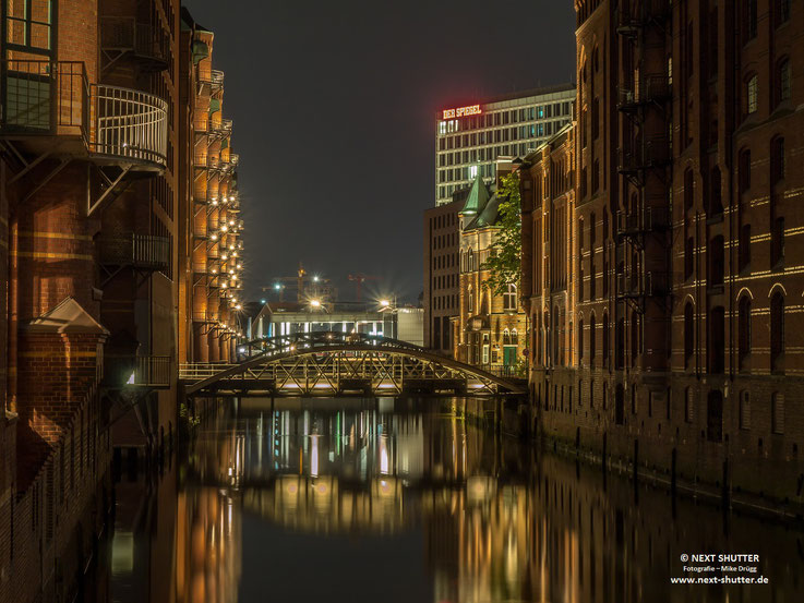 Speicherstadt und Hafencity - Alt und neu in einträchtiger Symbiose