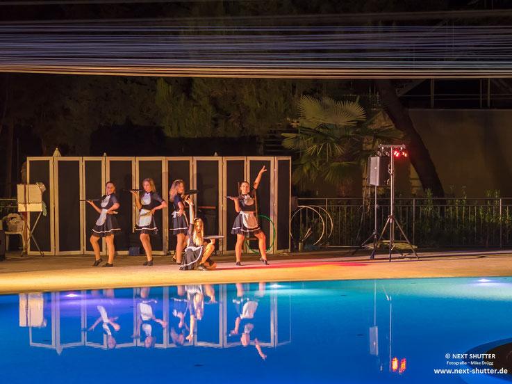 Hotel Entertainment, Unterhaltung; Valamar Zagreb Hotel, Porec, Croatia