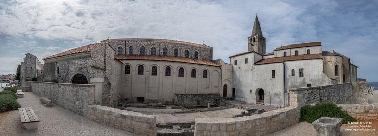 Panorama der Euphrasius - Basilika