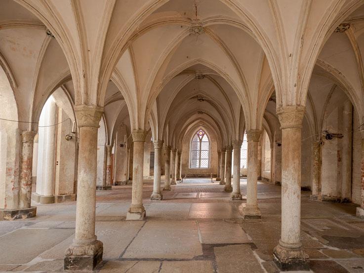 Lübeck hat einige prächtige Kirchen, unter ihnen die Katherinenkirche
