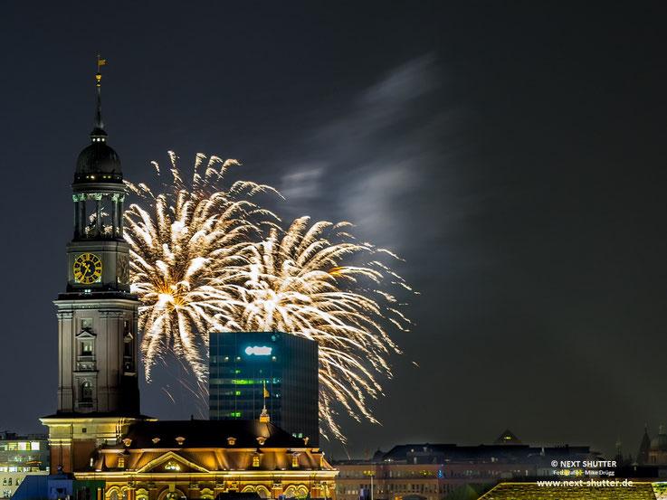 Feuerwerk des Frühjahrsdoms 2017
