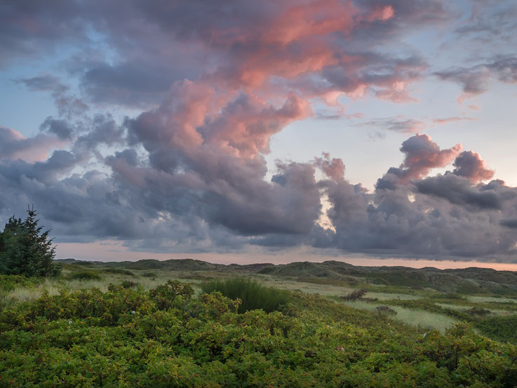 Sonnenaufgang, sunrise,Blavand,Denmark,Danmark,clouds, light, color