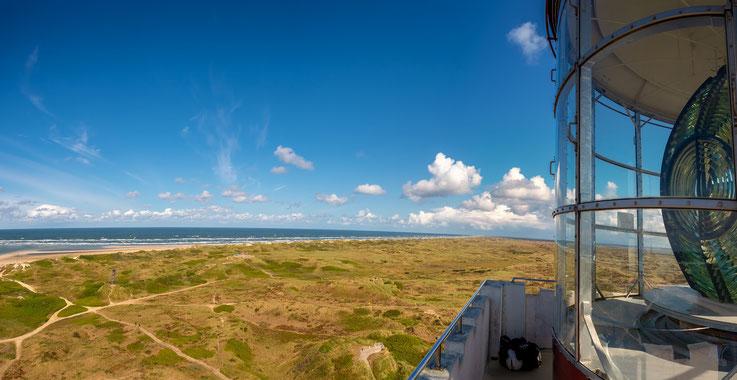 Blick vom Leuchtturm Blavandshuk