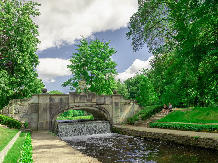 Die steinerne Brücke