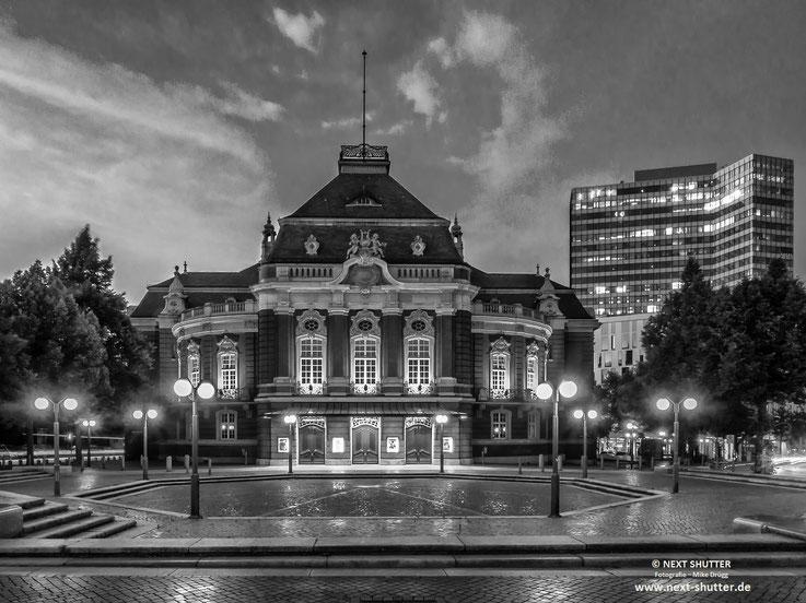 Die Laeiszhalle in Hamburg, manchen sicherlich bekannter unter dem Namen Hamburger Musikhalle