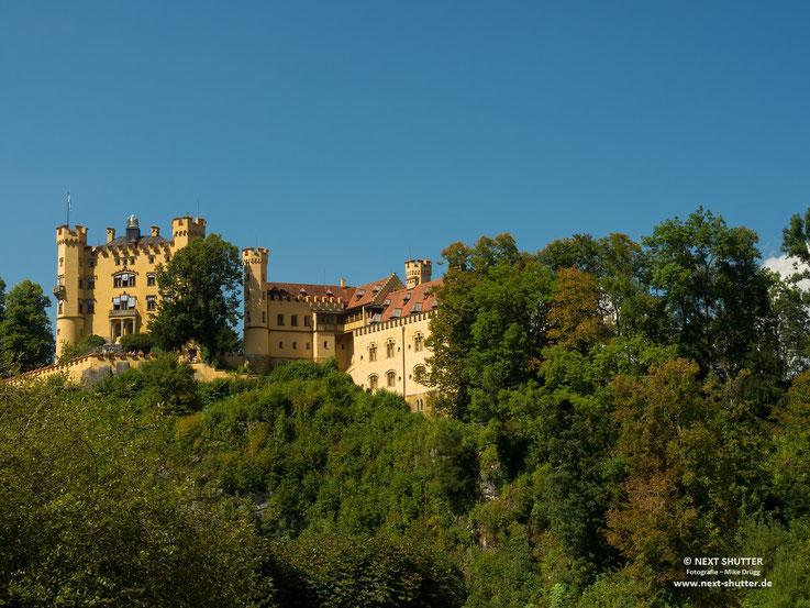 Hohenschwangau, Schloss, Castle