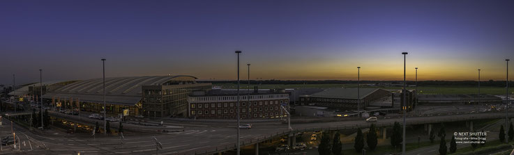 Panorama Hamburg - Airport