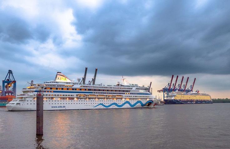 """AIDAvita und die neue """"MeinSchiff 1"""""""