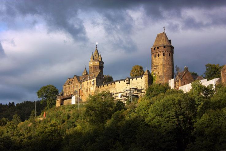 Castello di Altena Renania Settentrionale - Vestfalia Germania