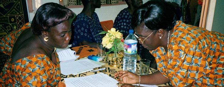 Members BPW Ouagadougou, Burkina Faso