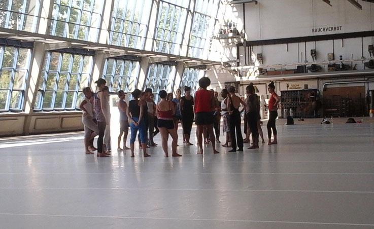 Karine Label haitianischer tanz afro tanz wien berlin potsdam stuttgart
