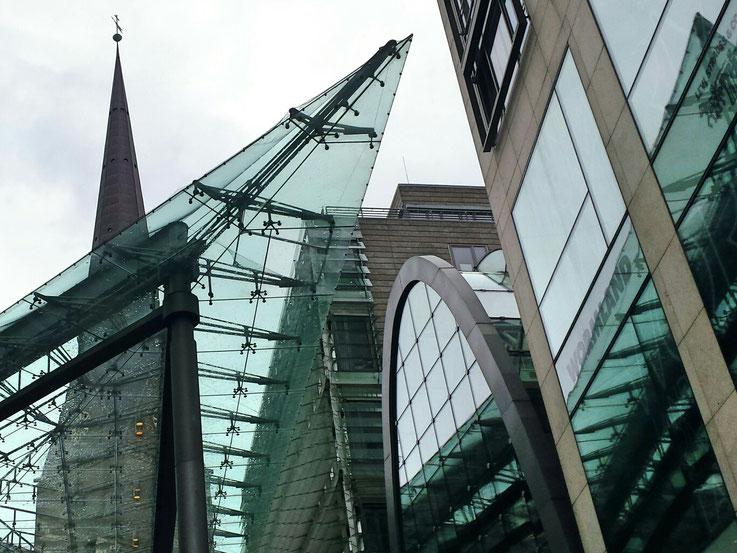 Petrikirche Hamburg, Kirche, Architektur