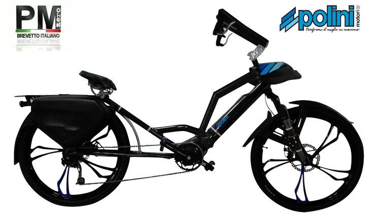 Bici-elettrica-Pmzero-Polini