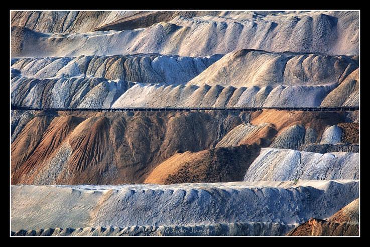 Foto des Tages 12.04.2020 - Im Tagebau