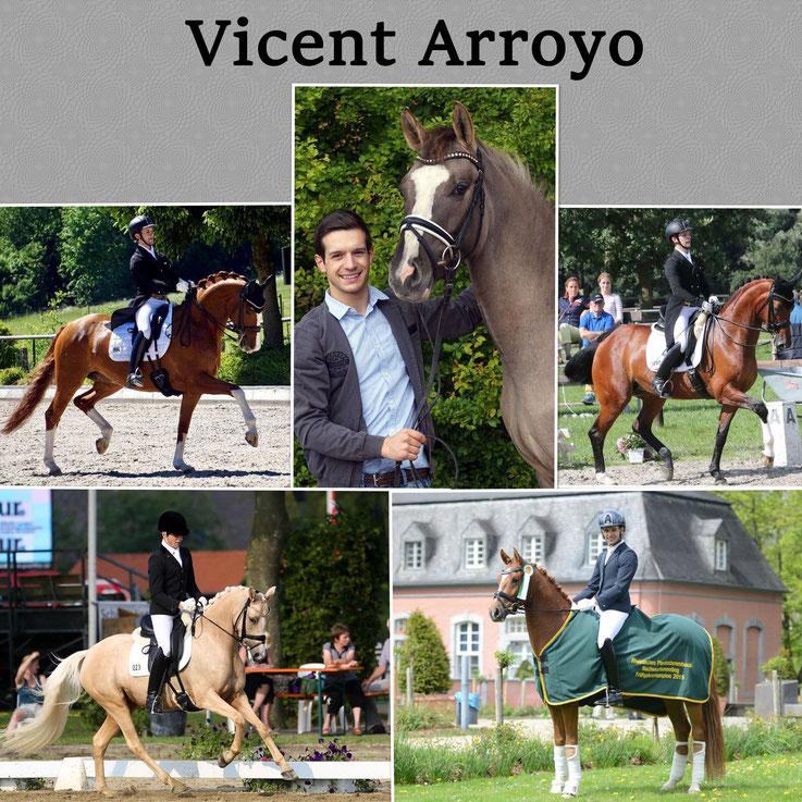 Fotos: oben links und Mitte: Nicole Bercz, oben rechts: Maik Wallrafen, unten links: Pony-Royal, unten rechts: Mirka Nilkens
