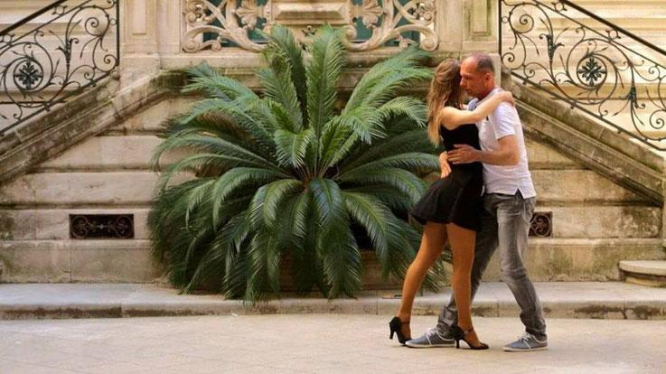 Kizomba dance - www.personaltrainer-nadine.ch
