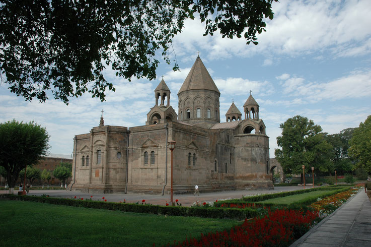 Etschmiadsin (©ARMINTOUR/Yerevan)