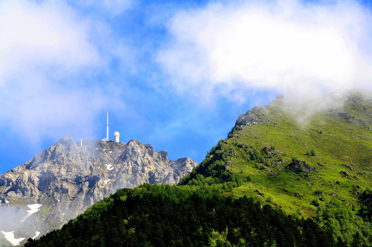 Pic du Midi de Bigorre, Hautes-Pyrénées, France