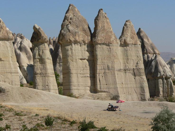 La vallée des amours, Turquie