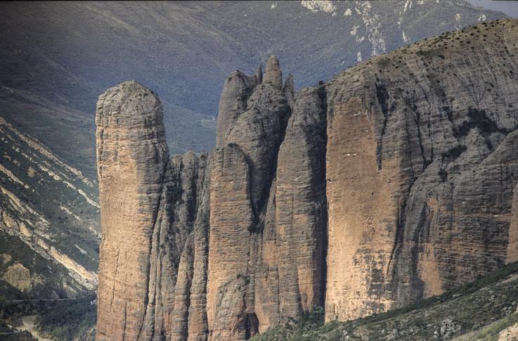Mallos Riglos, Espagne