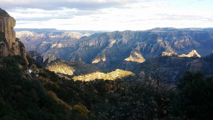 Canyon del Cobre, Mexique