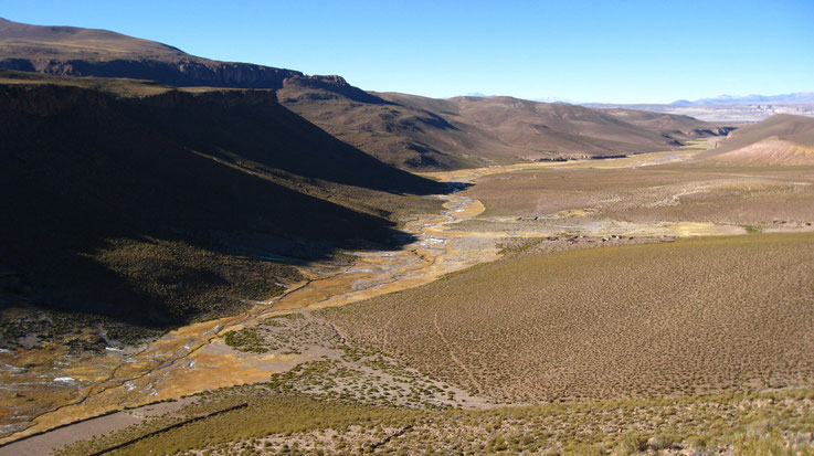 Reserva Nacional Eduardo Avaroa, Bolivie