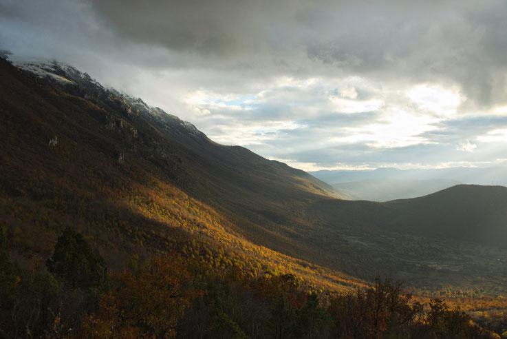 Grâce à un rayon de soleil, Ohrid, Macédoine