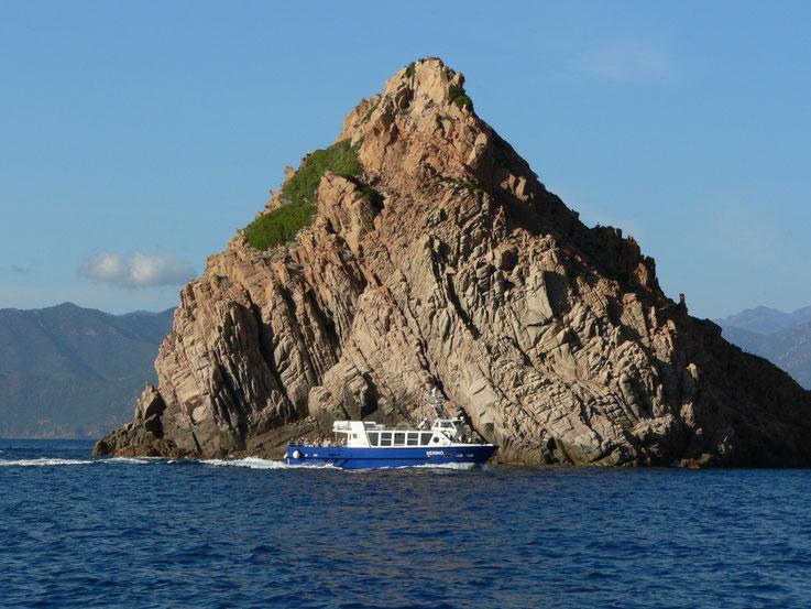 Les Calanques de Bonifacio, Corse