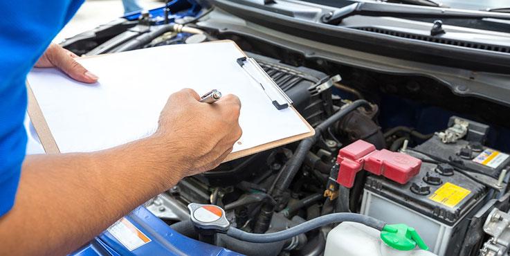 Kfz Kundendienst Service Inspektion Reparatur Wartung