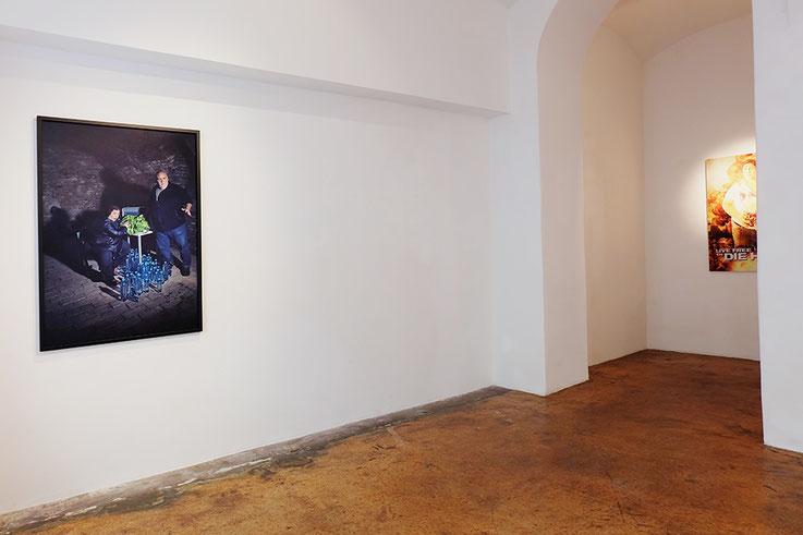 Ausstellungansichten, Fotos: Veronika Merklein