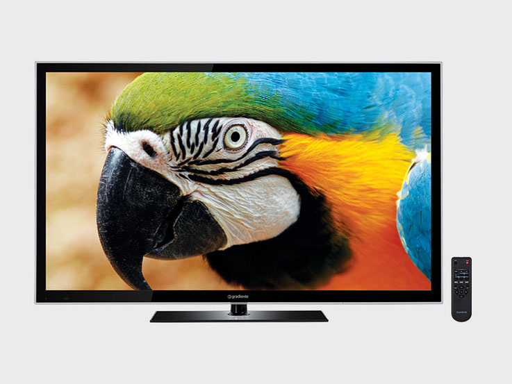 "Monitor Tela Grande 42 ""LED Gradiente"
