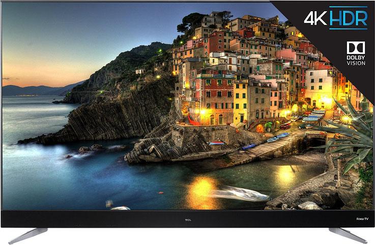 TCL 55C807 und 65C807 4K HDR TV Bewertung