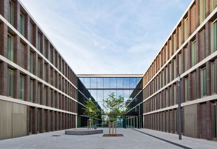 Oberfinanzdirektion ofd nrw architekturfotografie muenster - Ernsting architekt ...