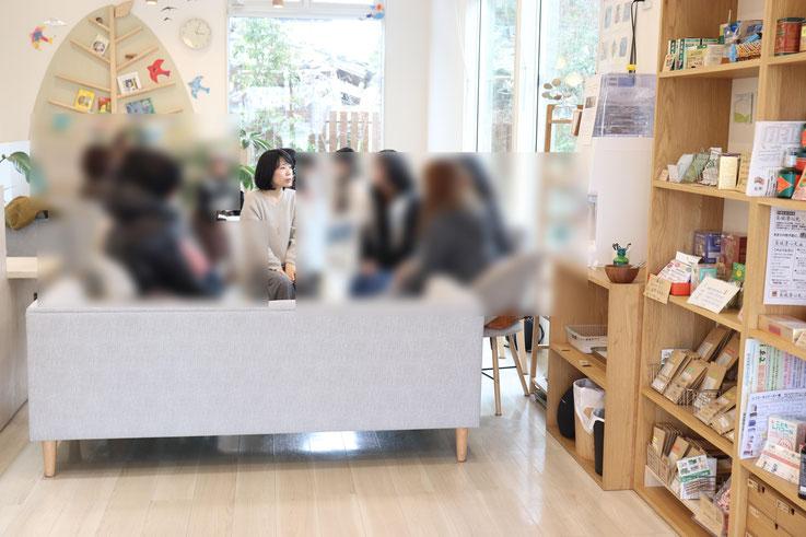 アサヒ薬局 茶話会 発達障害 自閉症