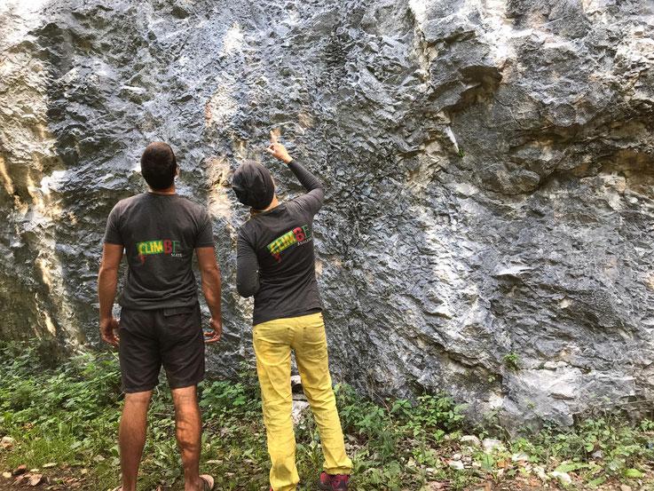 Besser Klettern dank Klettertraining