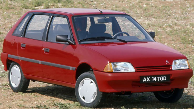 Citroen AX Service Repair Manuals & Workshop Manuals, Parts Catalog, Wiring Diagrams free download PDF