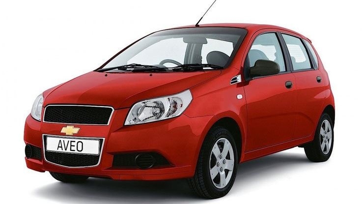 Chevrolet Aveo Service Repair Manuals & Workshop Manuals, Parts Catalog, Wiring Diagrams free download PDF