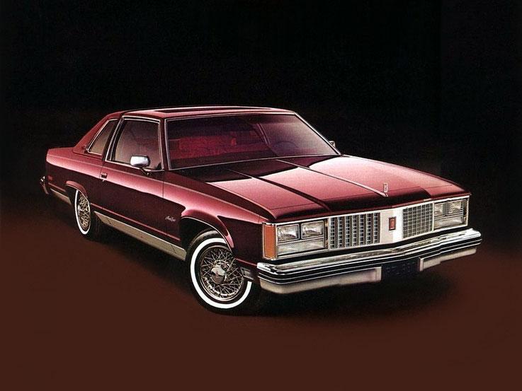 Oldsmobile Ninety Eight Regency