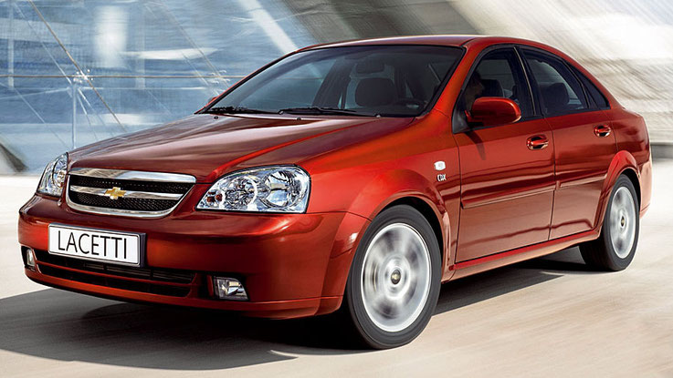Chevrolet Lacetti Service Repair Manuals Pdf