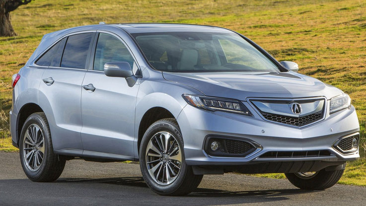 Acura RDX Service Repair Manuals