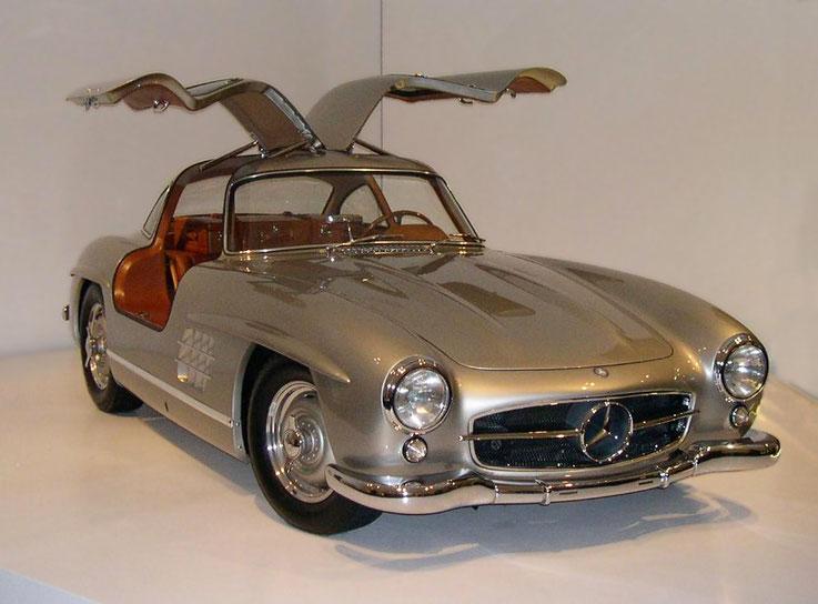 300SL W198 (1954—1957)