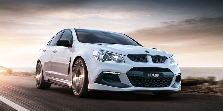 Holden Clubsport R8