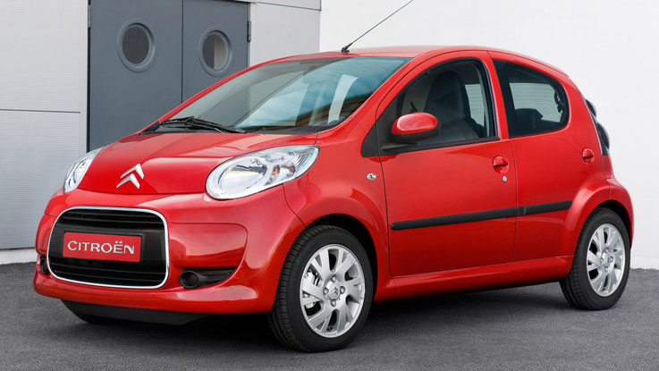Citroen C1 Service Repair Manuals Pdf