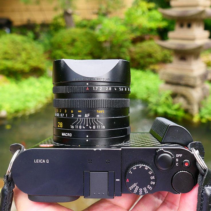 LeicaQ カーボングラファイト 限定30台